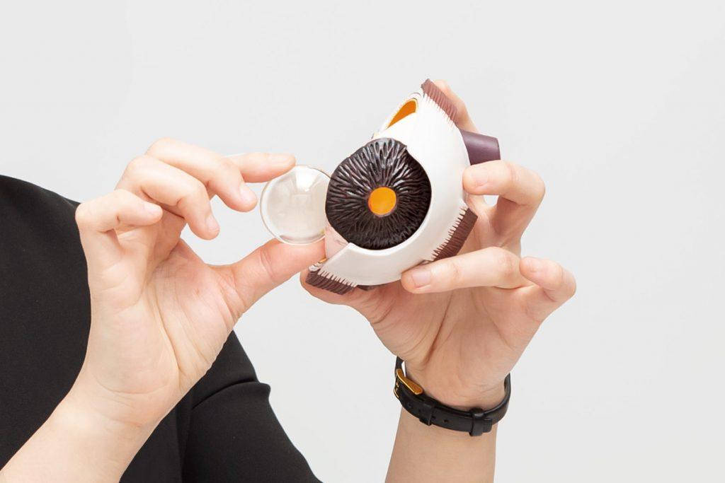 백내장 다초점 렌즈 특징